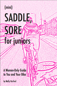 Mini Saddle, Sore for Juniors