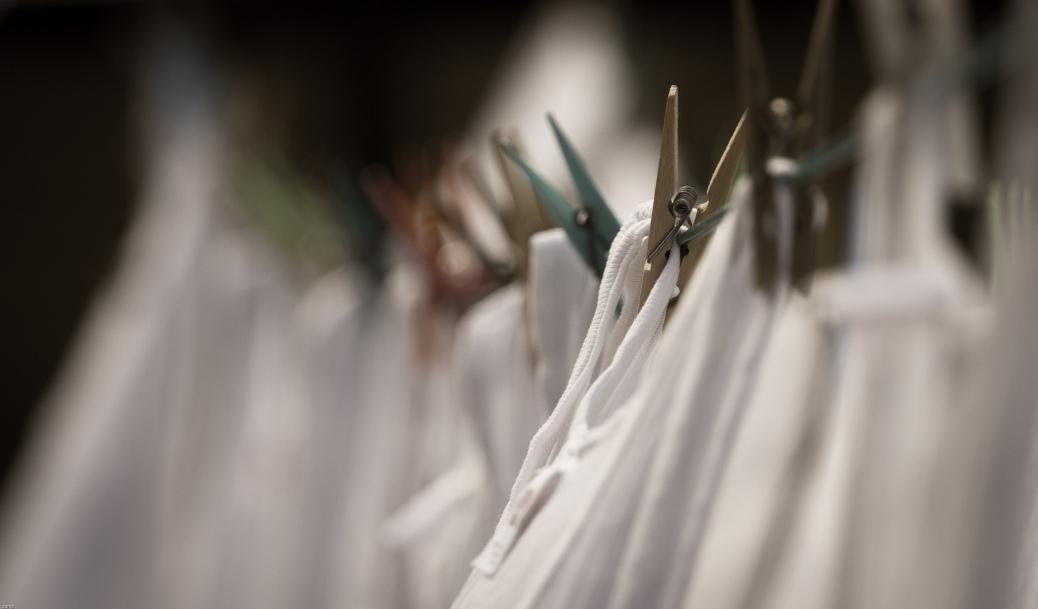 Laundry. via Lennart Tange